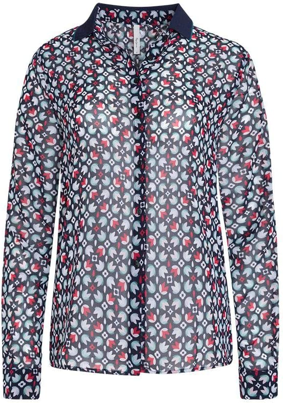 Pepe Jeans Camisa Iman Multi Mujer: Amazon.es: Ropa y accesorios