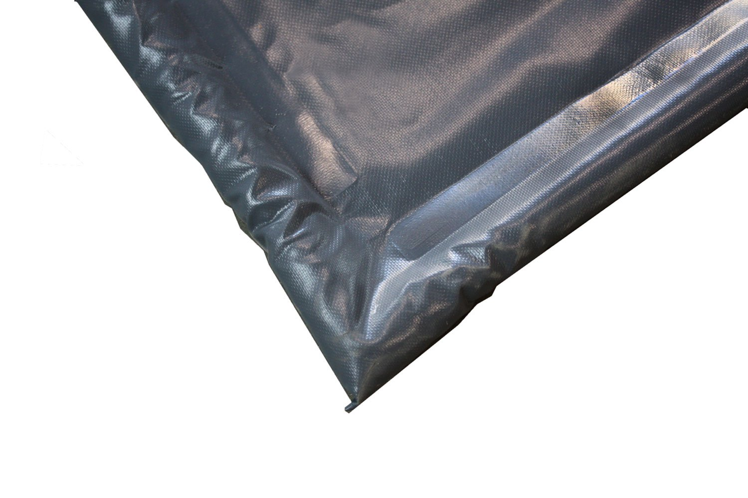 TruContain CM922 Containment Mat for Snow, Mud and Rain, 108'' W x 264'' H, Gray by TruContain (Image #3)