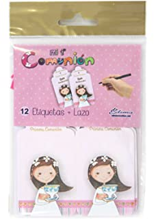 Edima - Bolsa Mi Primera Comunión DIY (435722-B): Amazon.es ...