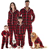 Conjunto de pijama familiar a juego de Navidad, pijama de franela, pijama de Navidad, ropa de dormir para mujeres…
