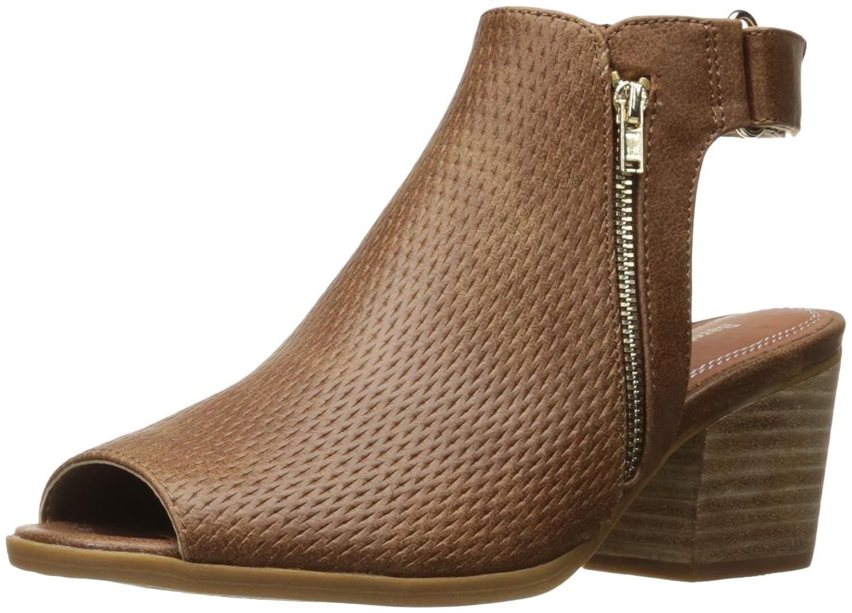 BareTraps Women's Bt Ivey Ankle Bootie B071DTRL9M 9 B(M) US|Cognac