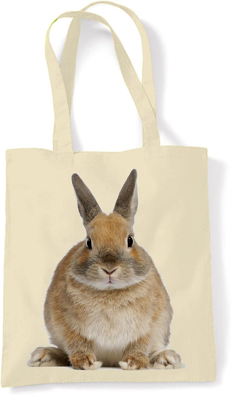 Tribal T-Shirts Womens Rabbit Tote Shoulder Bag