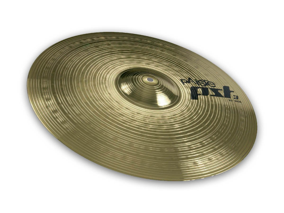 Paiste PST 3 Cymbal Ride 20-inch by Paiste