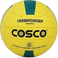 Cosco Championship Throw Ball, Size 5