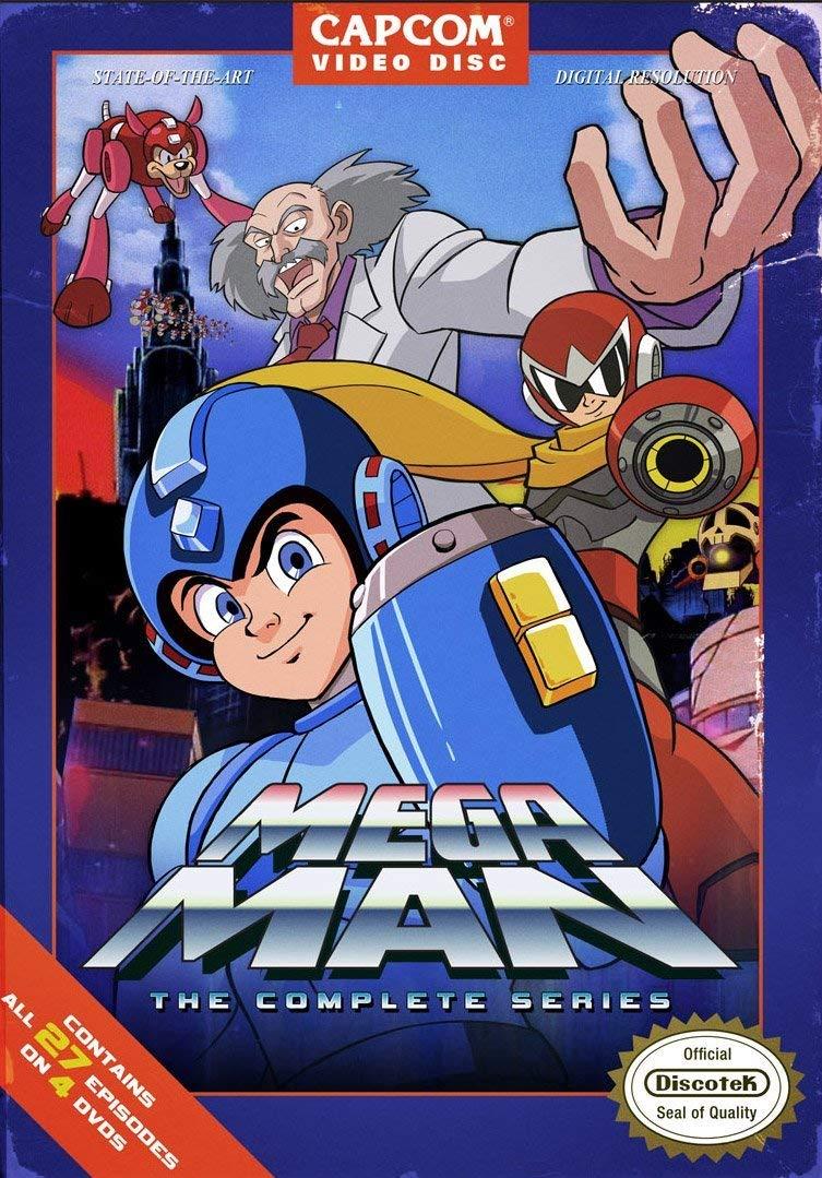 Mega Man Complete TV Series