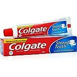 Colgate Toothpaste Strong Teeth Dental Cream - 100 g (Anti-cavity)