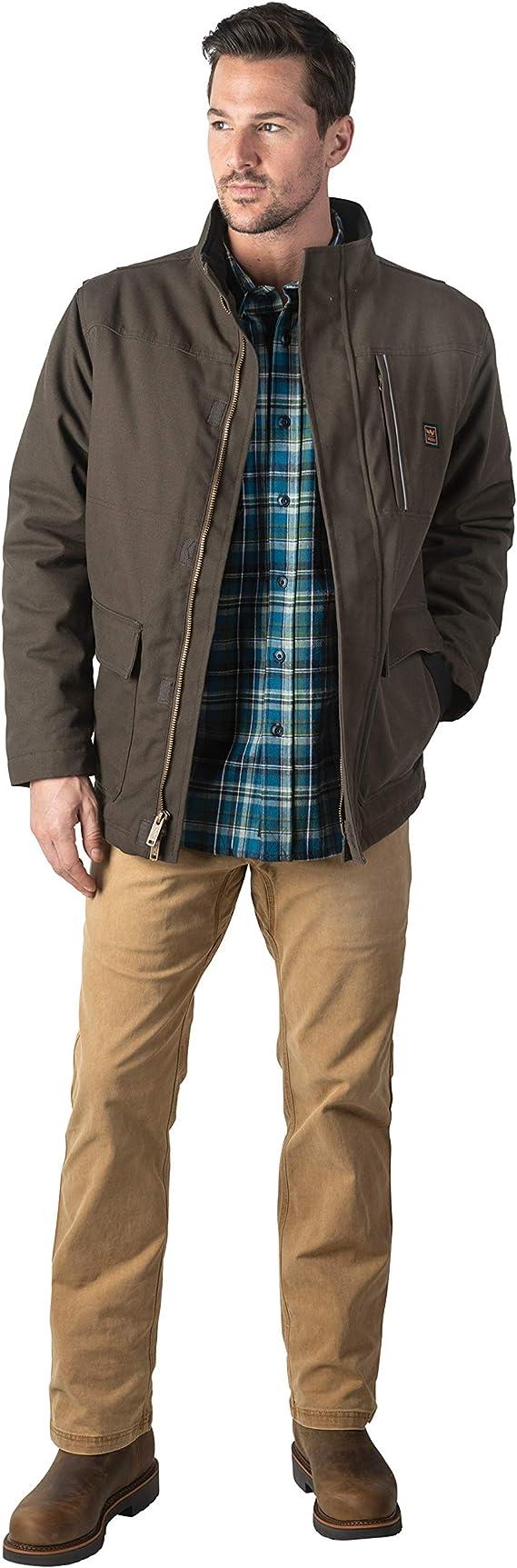 Walls Men's Super Duck Insulated Coat