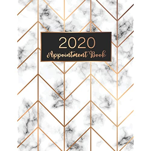 Appointment Book Times Daily and Hourly Schedule January to December 2019 2019 Appointment Planner: 52 Weeks Planner Calendar Schedule Organizer and Inspirational Quotes Monday To Sunday 8AM To 9PM 15-Minute Increments