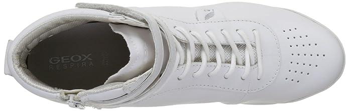 neu kaufen tolle Passform Wählen Sie für offizielle Geox Women's D Chewa B Fashion Sneaker: Amazon.co.uk: Shoes ...