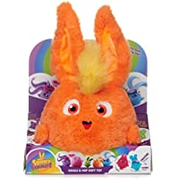 Sunny Bunnies Posh Paws 37428 Large Feature Turbo Giggle & Hop Soft Toy-28cm (11 inch) …
