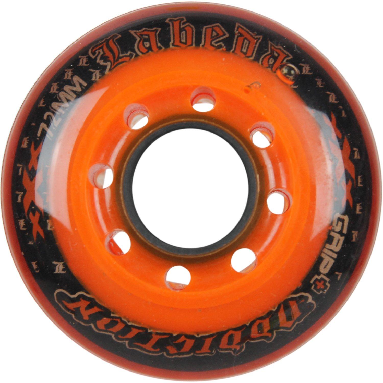 Labeda AddictionホイールAddiction XXXグリップ+ 72 Mm Roller Hockey (シングルホイール)