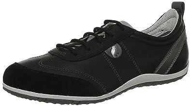 0048a22d0f33f1 Geox D Vega A, Baskets femme: Amazon.fr: Chaussures et Sacs