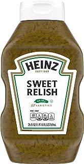 product image for Heinz Sweet Relish, 26oz