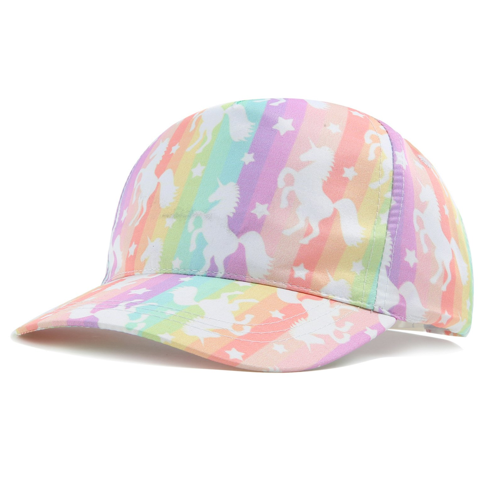 Liliane Girls Baseball Cap Baseball Cap for Girls Cap Girl Summer 3-7Years A043