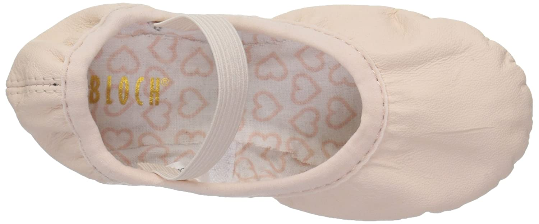 Theatrical Pink 11.5 B US Little Kid Bloch Dance Girls Belle Dance Shoe