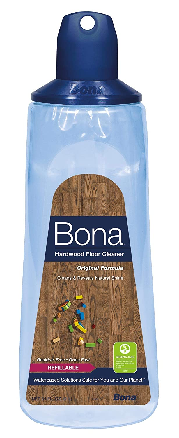 Bona Hardwood Floor Cleaner Refillable Cartridge, 34 oz
