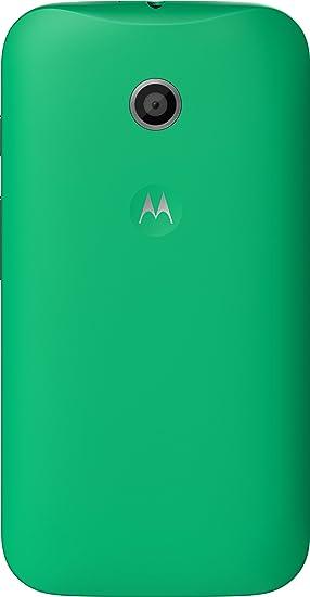 Motorola Shell - Carcasa para Motorola Moto E, color verde menta ...