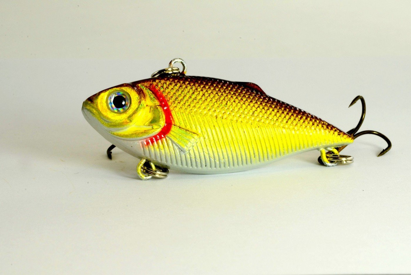 アクナRattlin ' Rover Liplessシリーズ2.5インチSinking Lure B00M9SS0DK Two of One Color|Norwegian Blonde Norwegian Blonde Two of One Color