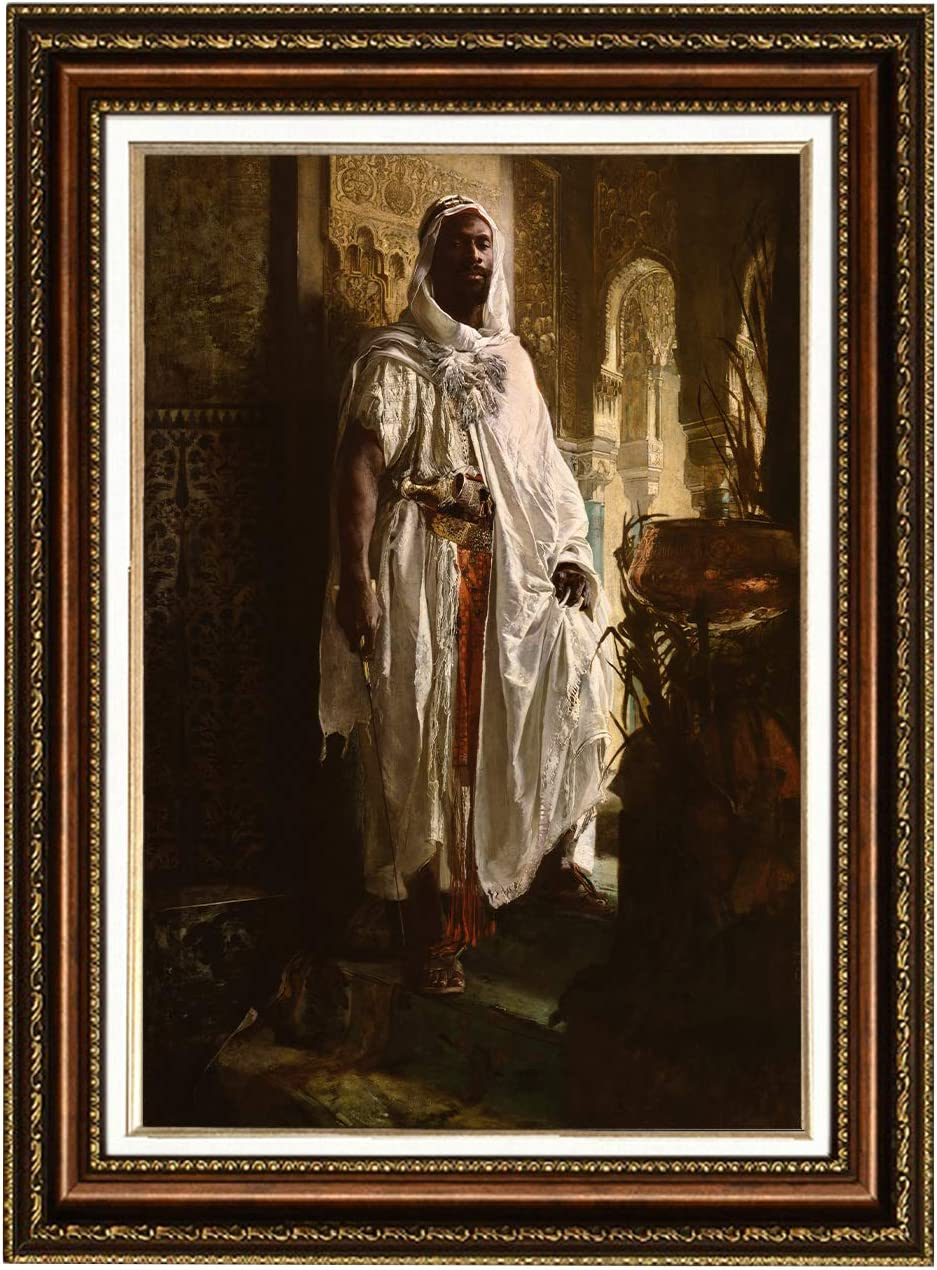 Eliteart-The Moorish Chief 1878
