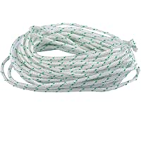 HIPA Recoil Starter Rope 10-Meter (Diameter: 3.5mm) Pull Cord for Husqvarna STIHL Sears Craftsman Poulan Briggs Stratton Lawn Mower Chainsaw Trimmer Edger Brush Cutter Engine Parts