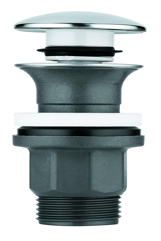 Grohe bonde avec bouchon pression 1 pièce 40824000 amazon fr bricolage