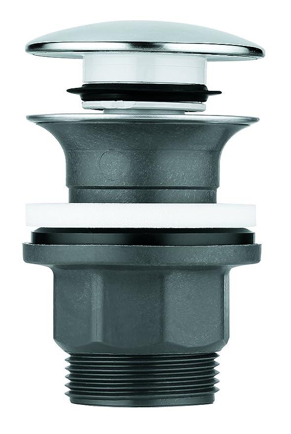 Grohe Válvula desagüe con push-open Ref. 40824000: Amazon.es: Bricolaje y herramientas