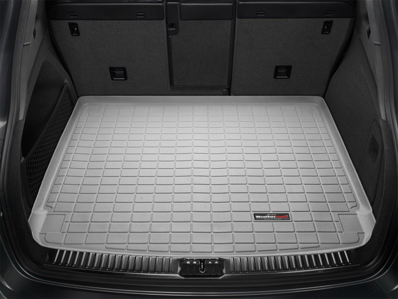 Grey WeatherTech Custom Fit Cargo Liners for Cadillac Escalade ESV