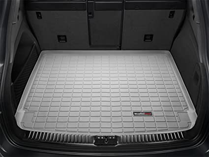 WeatherTech Custom Fit Cargo Liners For Honda Pilot, Grey