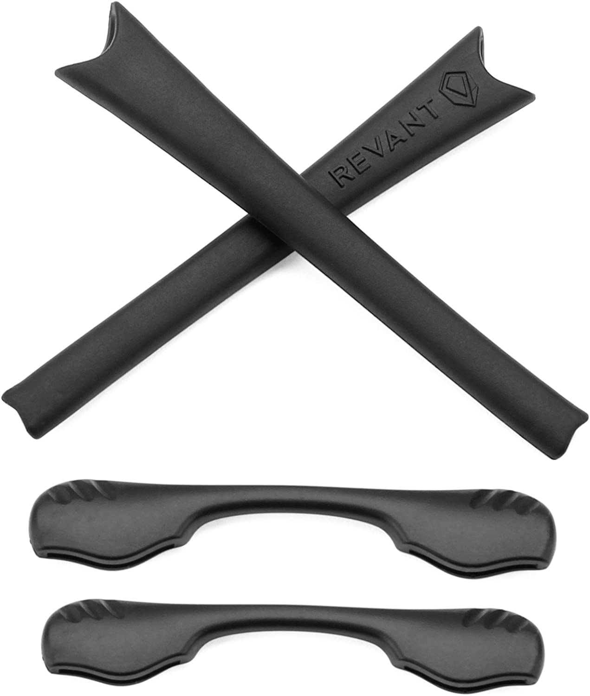 Revant Kit de goma MaxGrip® para las Oakley Radar (Multiple Styles): Negro