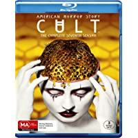 American Horror Story: Cult (3 Disc) (Blu-ray)