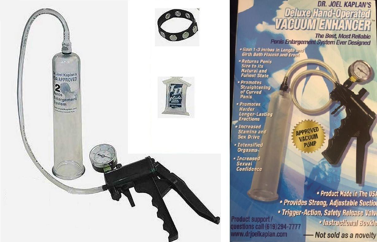Dr. Joel Kaplan's Penis Enlargment Pumping Kit by Dr. Joel Kaplan (Image #1)