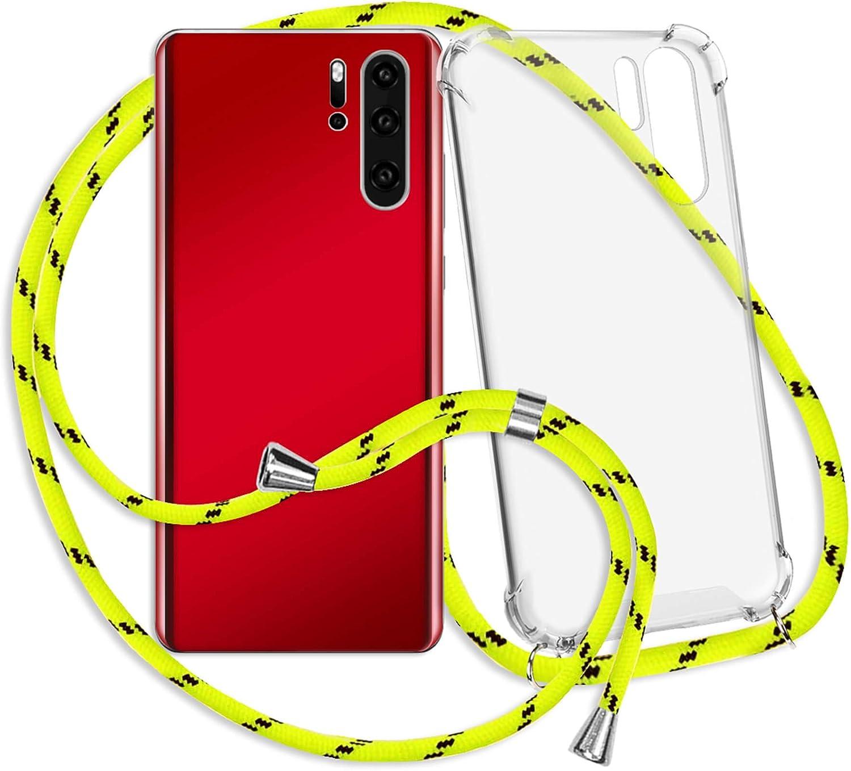 mtb more energy® Collar Smartphone para Samsung Galaxy A8 2018 (SM-A530, 5.6): Amazon.es: Electrónica