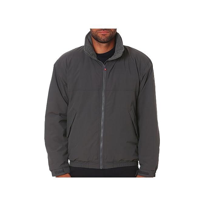 Giacca uomo WINTER SAILING - grigio scuro - SLAM  Amazon.it  Sport e tempo  libero c366ef1a5ec