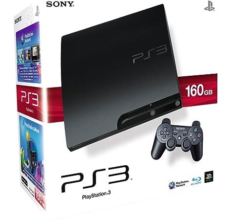 PlayStation 3 - Consola 320 GB: Amazon.es: Videojuegos