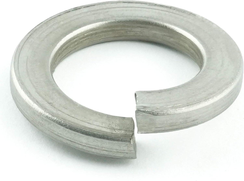 rostfrei 100 St/ück Sprengringe Edelstahl A2 V2A Eisenwaren2000 Sperringe - Federringe DIN 127 Form B Federscheiben M6