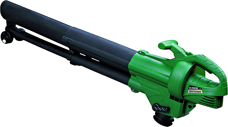 STAYER 1.972 Aspirador Soplador, 2400 W, 230 V: Amazon.es: Bricolaje y herramientas