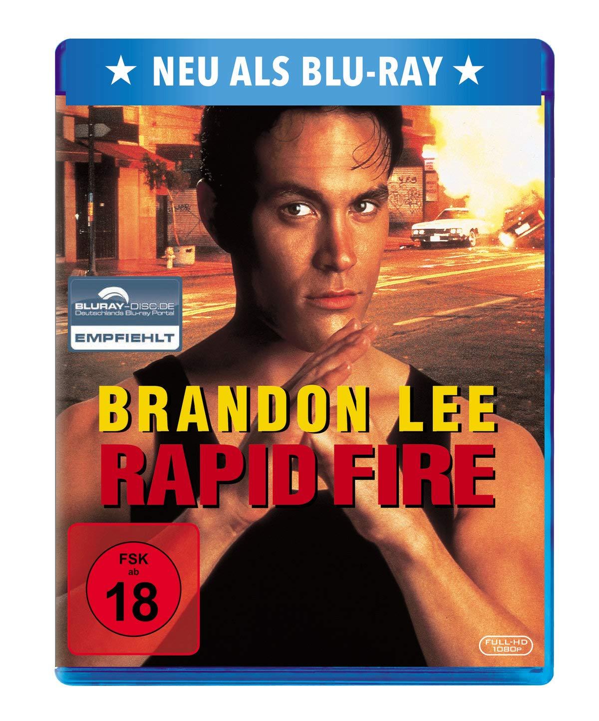 Беглый огонь / Rapid Fire