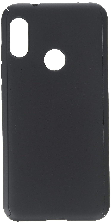 Cristal Templado - Cover con Protector de Pantalla Carcasa Protectora Completa con Duro kwmobile Funda para Xiaomi Redmi 6 Pro//Mi A2 Lite