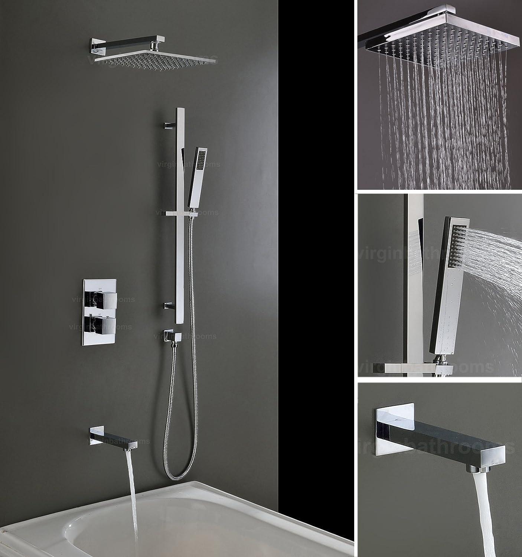 great amazing ensemble mitigeur douche encastr voies avec. Black Bedroom Furniture Sets. Home Design Ideas