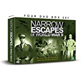 Narrow Escapes of WWII [DVD]