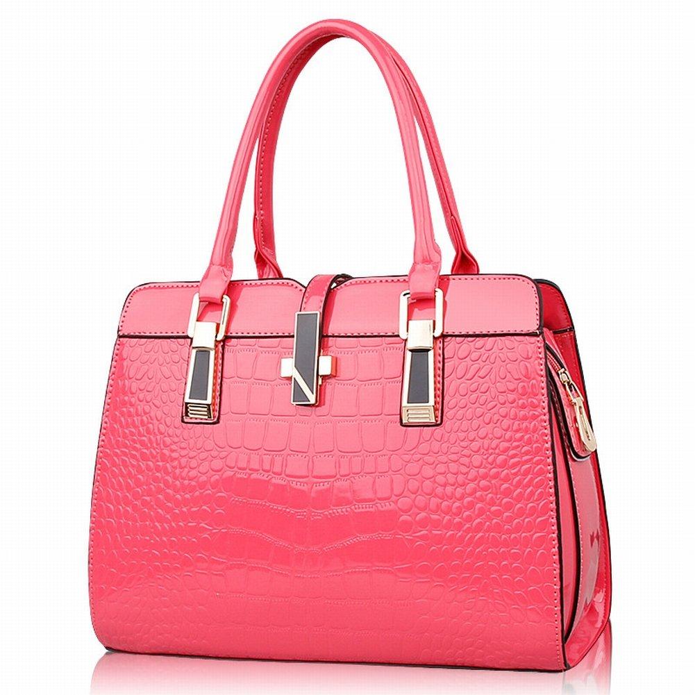 Handtasche Der Modischen Frau Der Handtasche Allgleiches Schulter Kuriertasche , Wassermelonenrot