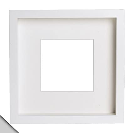 Amazon.com - IKEA - RIBBA Picture Frame, white (X2) - Luxury Frames
