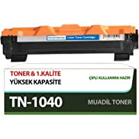 Brother TN-1040 Muadil Toner HL-1111/HL-1210W/HL-1201
