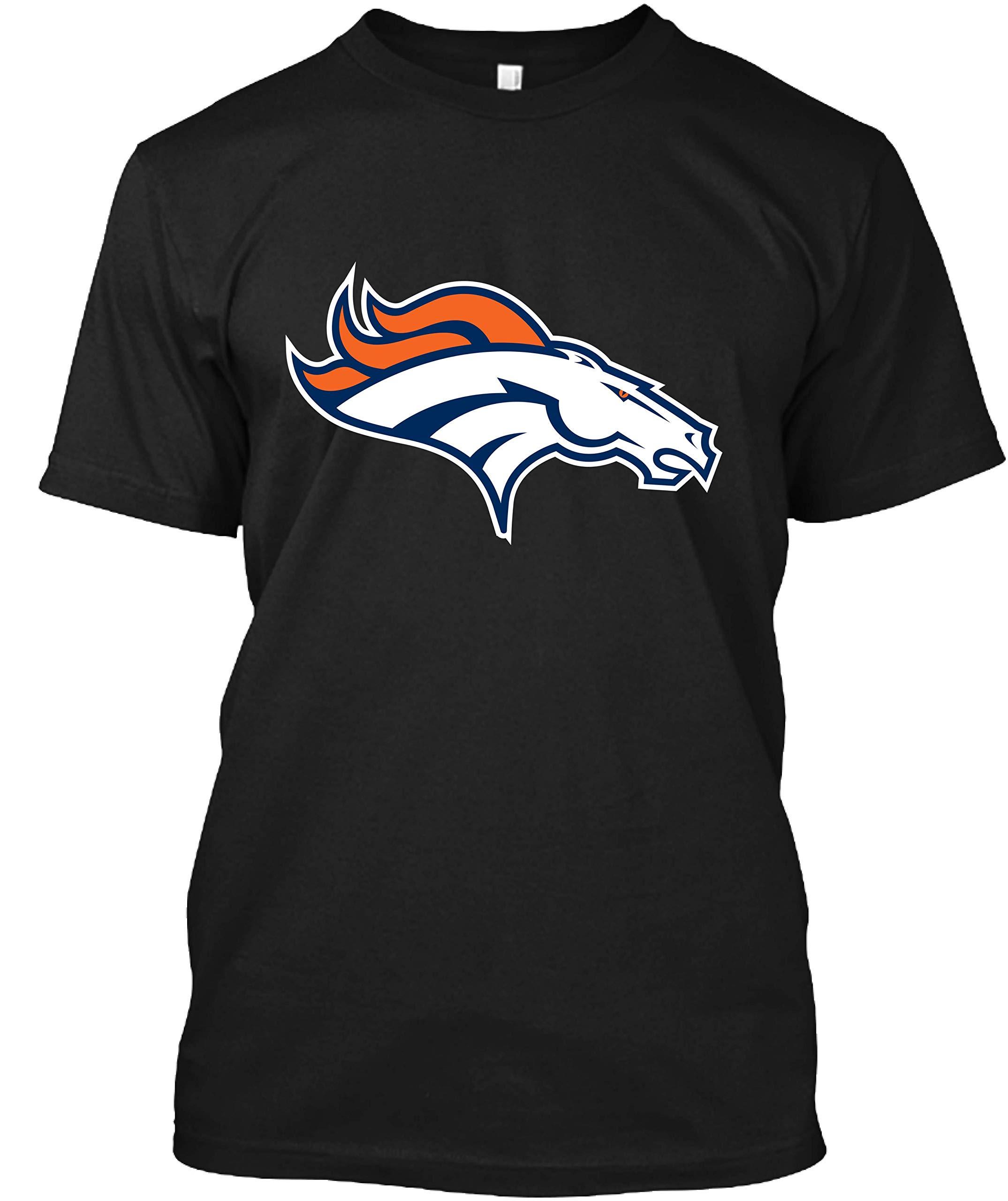 Campbe Sarah Denver Broncos Logo Woman Tshirt