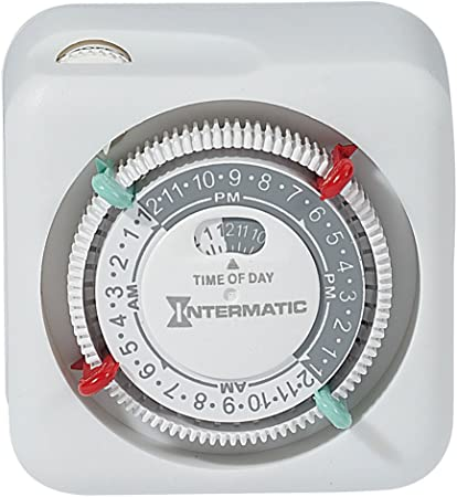 Intermatic 15A Indoor Plugin Timer