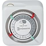 Intermatic TN111K 15-Amp Lamp and Appliance Timer