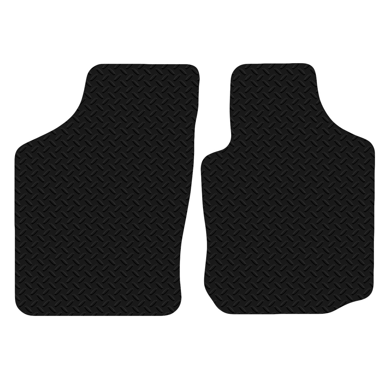 C VAUXHALL CORSA COMBO VAN 2001-2011 CLASSIC Tailored Black Car Floor Mats