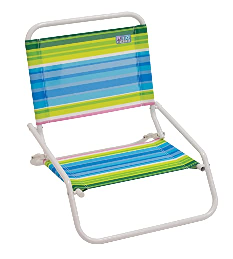 Strange Amazon Com Rio Brands Wave 1 Position Sand Chair Multi Beatyapartments Chair Design Images Beatyapartmentscom