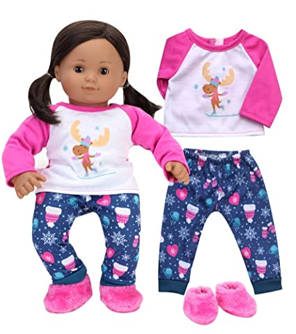 dfbf839759f Image Unavailable. Image not available for. Color  Sophia s 15 Inch Bitty Baby  Doll Clothes ...