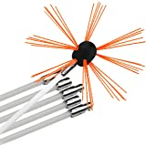 Hansa Rotary Chimney And Flue Sweeping Kit With Brush
